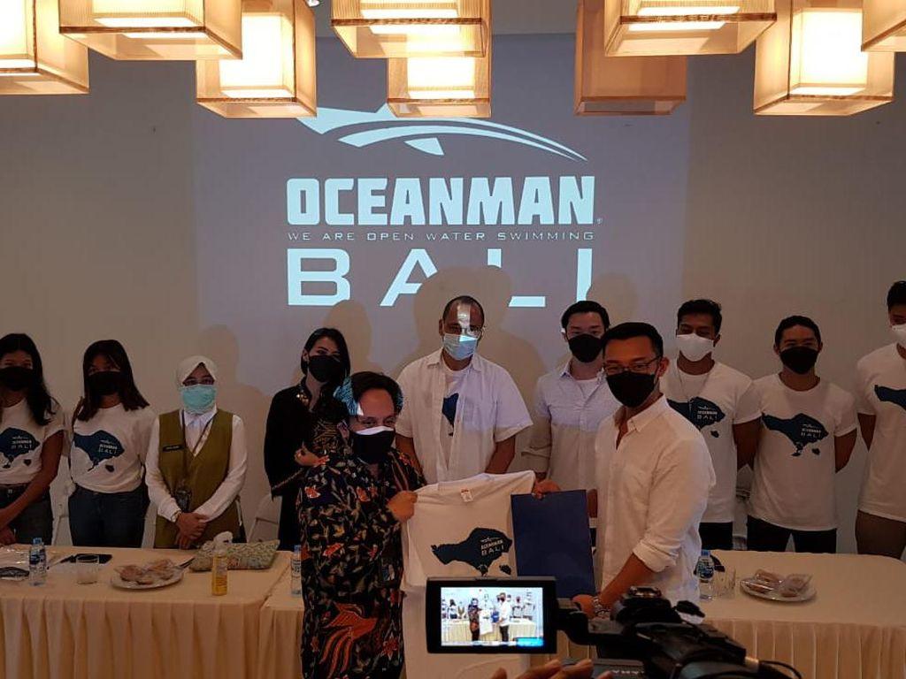AkhirnyaOceanman Bali 2021 Bisa Digelar