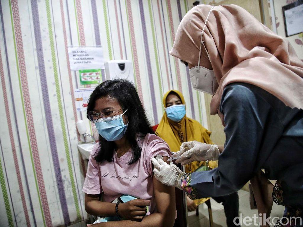 Dipakai untuk Usia 18 Tahun di DKI, Ini Syarat Penerima Vaksin AstraZeneca