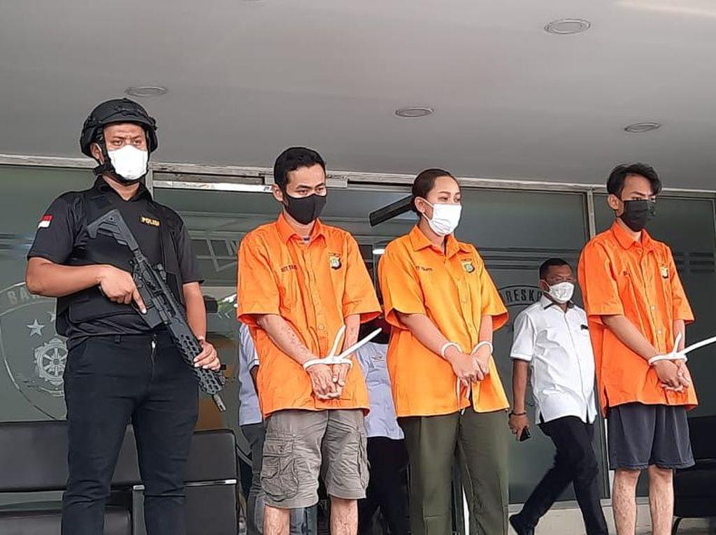 Gelapkan 50 Mobil Rental, IRT di Jakarta Ditangkap Usai Beriklan di Medsos