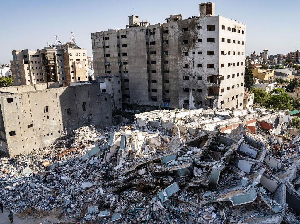 Israel Serukan Bantuan untuk Gaza Tak Disalurkan Lewat Hamas