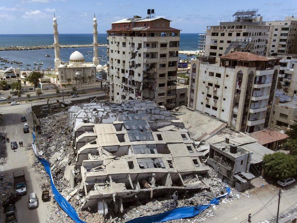 PBB Selidiki Dugaan Pelanggaran Sistematis di Serangan Israel ke Gaza