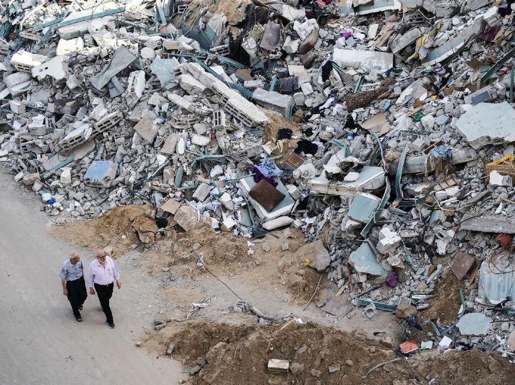 Israel Minta Hamas Tak Langgar Gencatan Senjata, AS Kucurkan Rp 1 T untuk Gaza