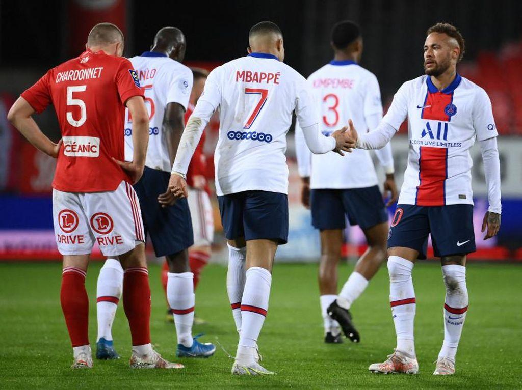 PSG Finis Runner-up Liga Prancis 2020/21, Lille Juara