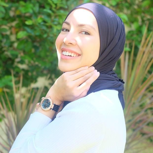 Ratna Galih memutuskan berhijab pada tahun 2014 silam/instagram.com/ratnagalih
