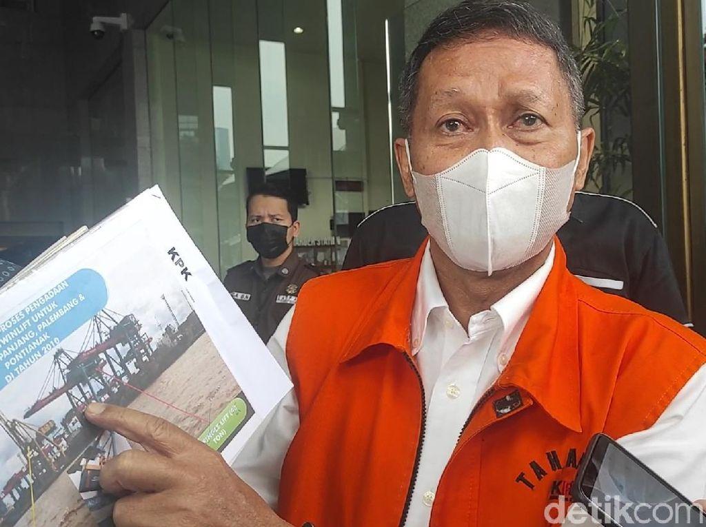 Pembelaan Diri RJ Lino, Klaim Tak Terlibat Proses QCC Pelindo II