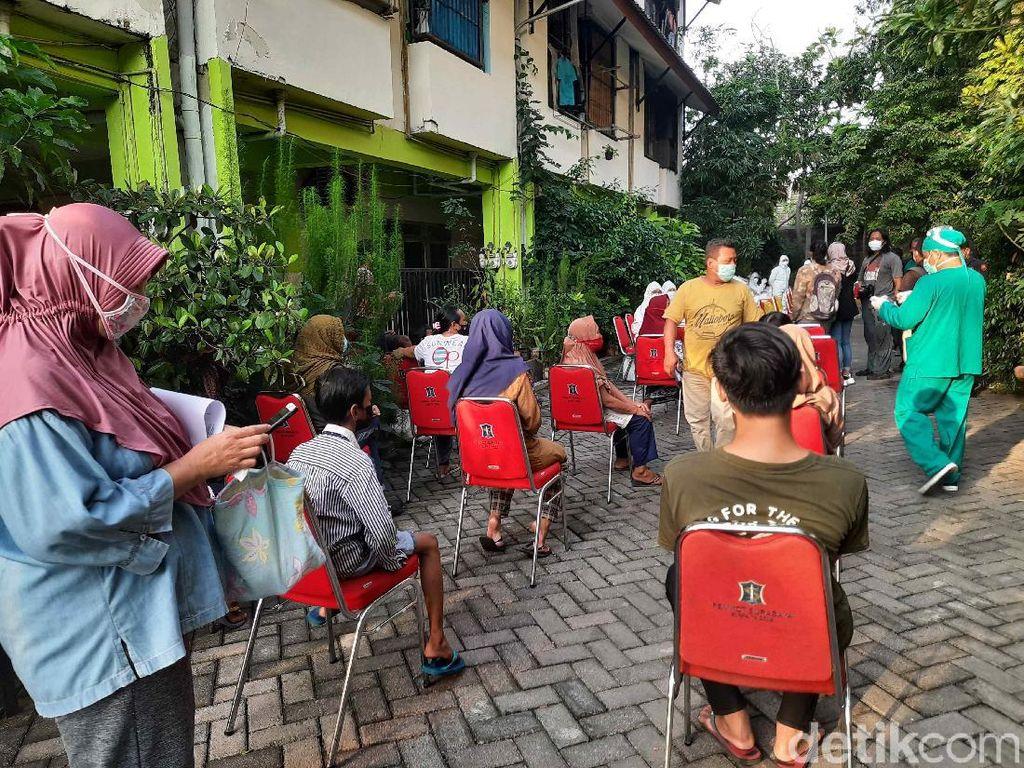 Ini Upaya Satgas COVID-19 Surabaya Tangani Kasus Rusun