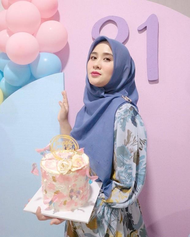 Ryana Dea mulai mengenakan hijab pada tahun 2018 lalu/instagram.com/ryana_dea