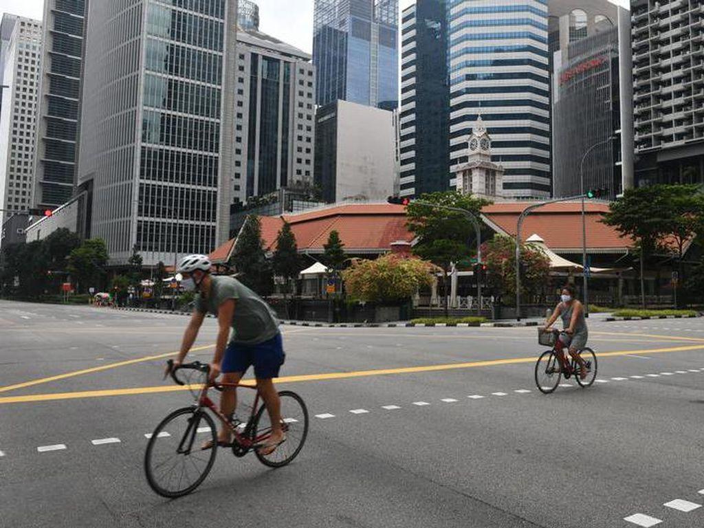 Singapura Perkenalkan Tes COVID-19 dengan Hasil Kurang dari 1 Menit