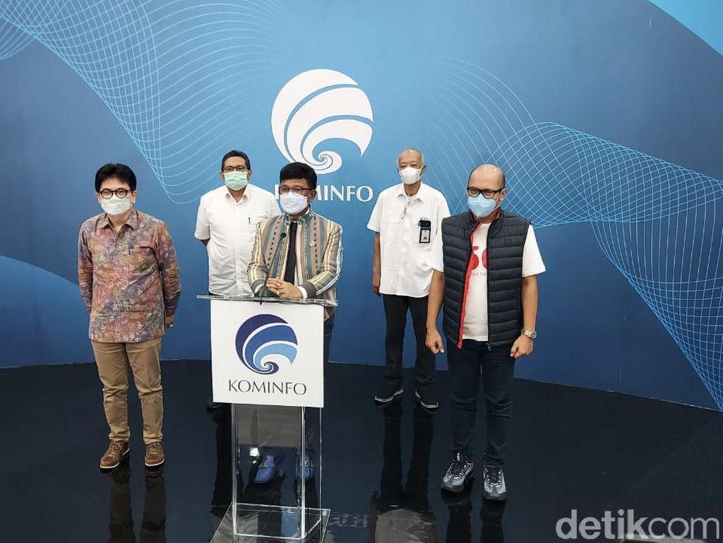 Sah! Telkomsel yang Pertama Gelar Layanan 5G di Indonesia