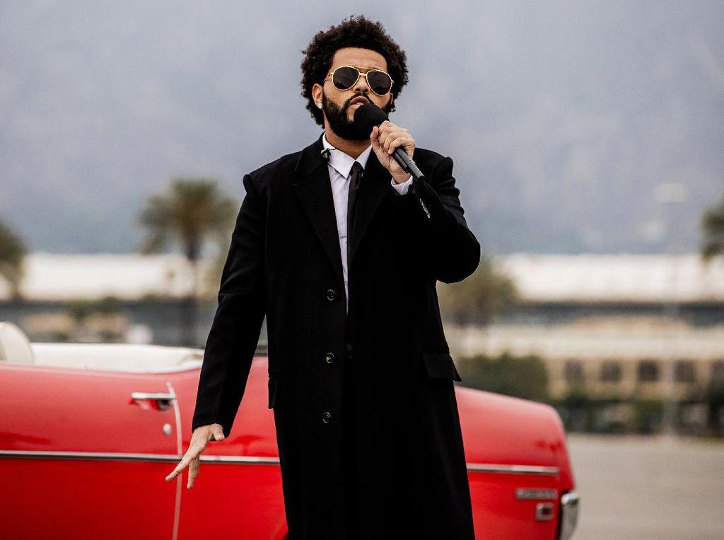 The Weeknd Dominasi Billboard Music Awards 2021 dengan 8 Piala