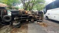Masih Banyak Kecelakaan Truk dan Bus karena Sopir yang Tak Siap