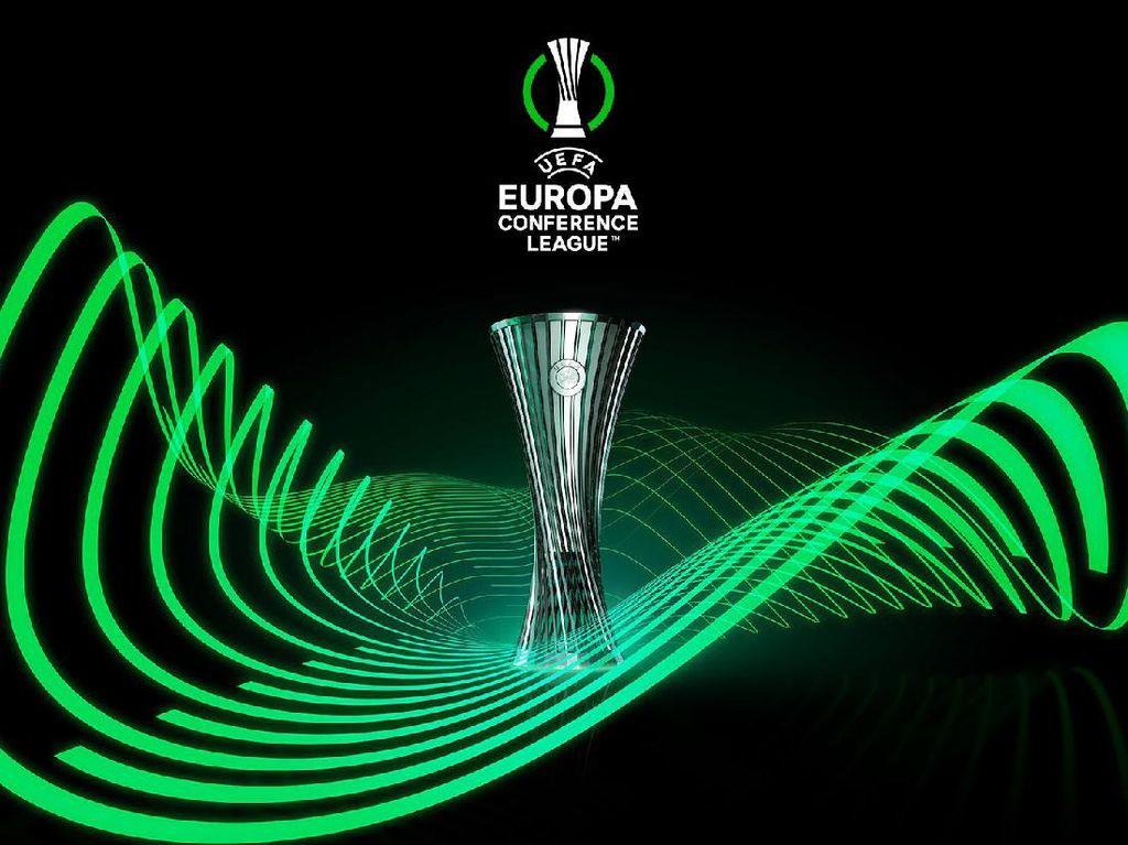 UEFA Conference League: Begini Penampakan Trofinya!