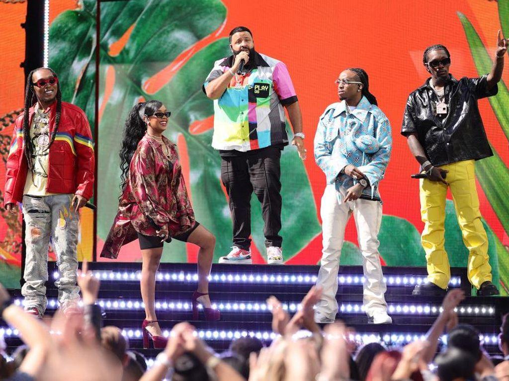 Penampilan DJ Khaled hingga SZA Buka Billboard Music Awards 2021