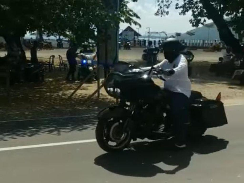 Viral Moge Lolos Penyekatan di Wisata Lombok, Ini Kata Polisi