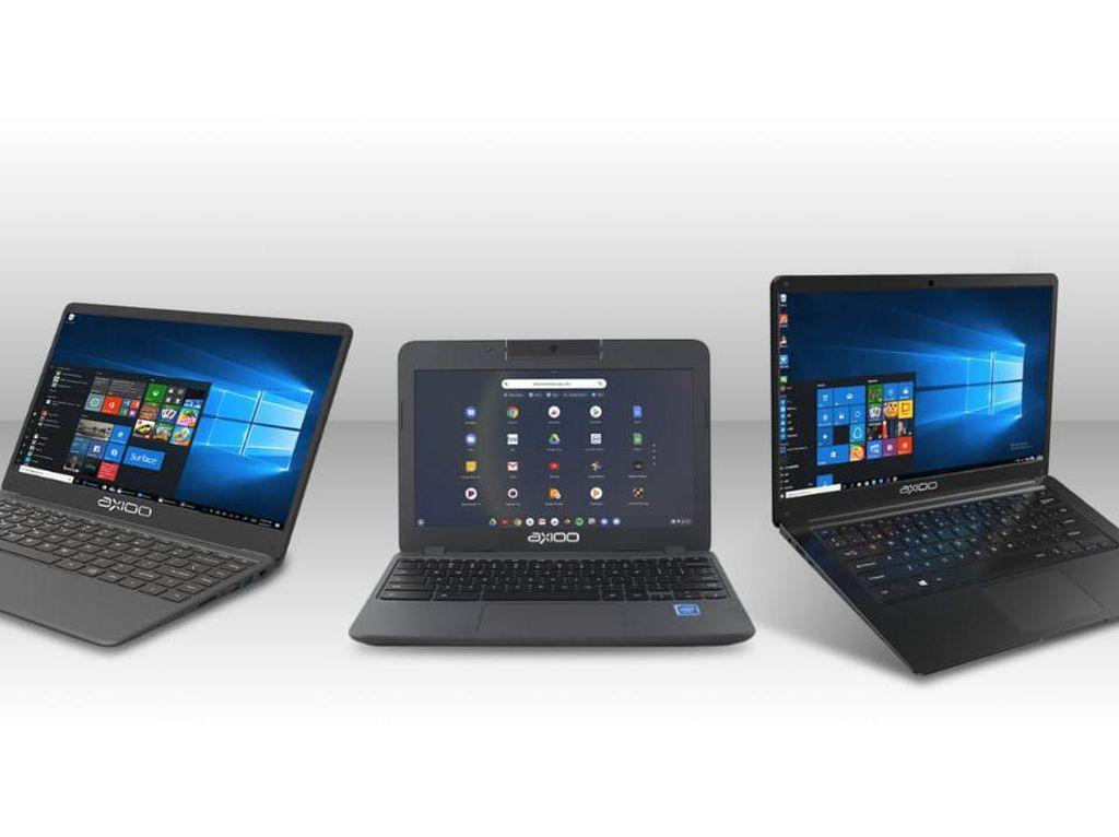 Notebook dan Chromebook Axioo Dapat TKDN 43%