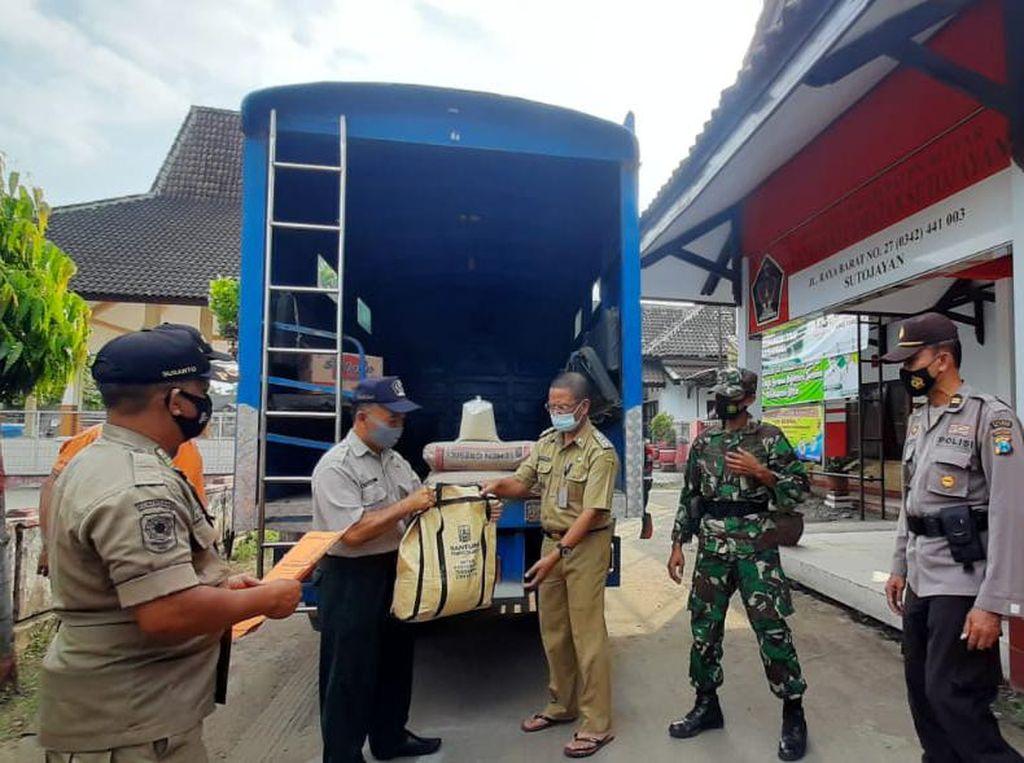 BPBD Kab Blitar Ajukan Dana Perbaikan Korban Gempa Rp 17,2 Miliar