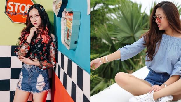 gaya fashion Adeline dan Sisca Kohl