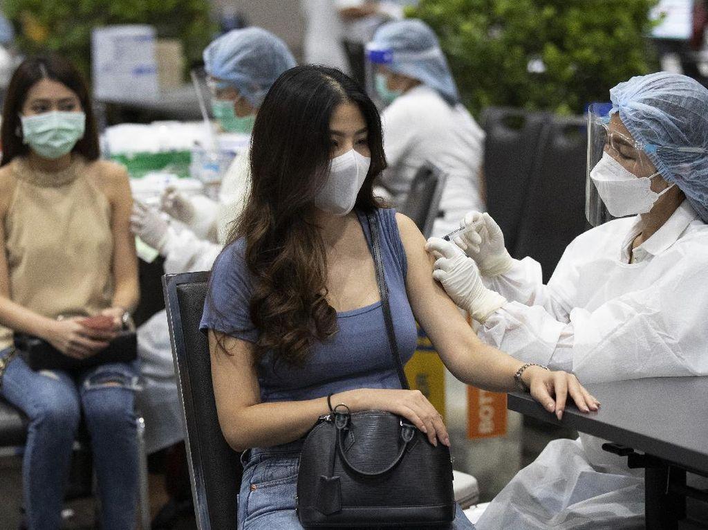 Cukup Sekali Suntik, Vaksin CanSino Tiba di RI Bulan Depan