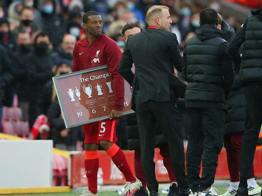 Satu Penyesalan Wijnaldum Saat Tinggalkan Liverpool