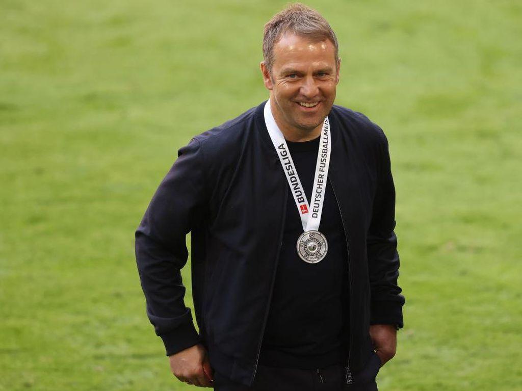 Resmi! Hansi Flick Jadi Pelatih Baru Timnas Jerman