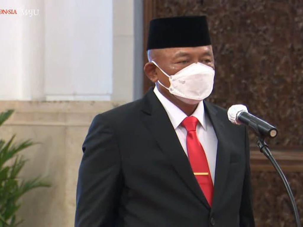 Ganip Warsito, Sosok Letnan Jenderal TNI yang Kini Jadi Kepala BNPB