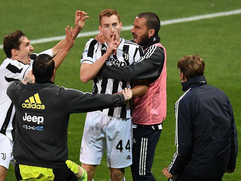 Kulusevski: Juventus Lewati Musim yang Bikin Frustrasi