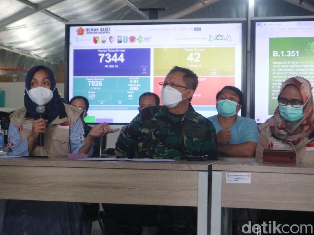 Pasien COVID Varian Afsel di Jatim Sembuh, Lanjut Isolasi Tingkat Desa