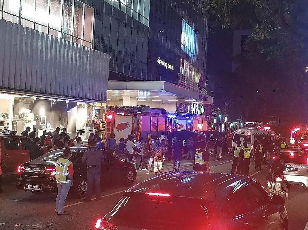 Tabrakan LRT Malaysia Dipicu Kelalaian Masinis, Kereta Melaju Salah Arah