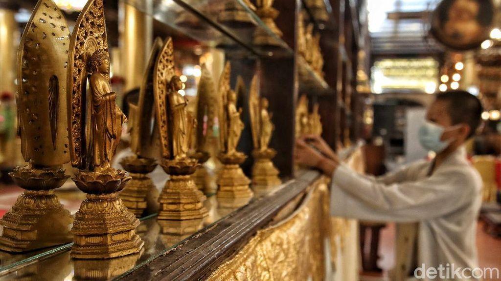 Melihat Persiapan Umat Buddha Sambut Trisuci Waisak