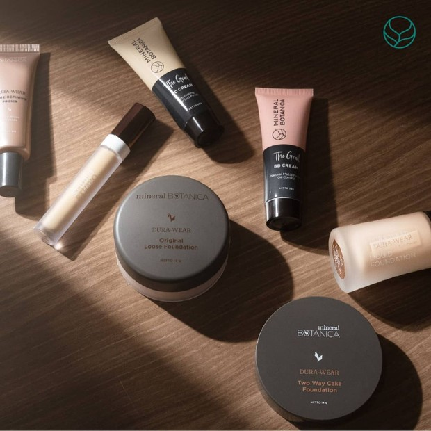 Skincare Mineral Botanica