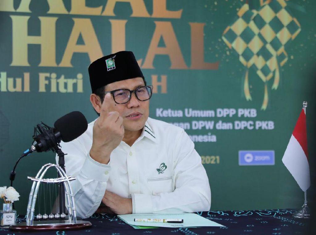 Kiai-Santri Subang Dukung Muhaimin Iskandar Maju Pilpres 2024