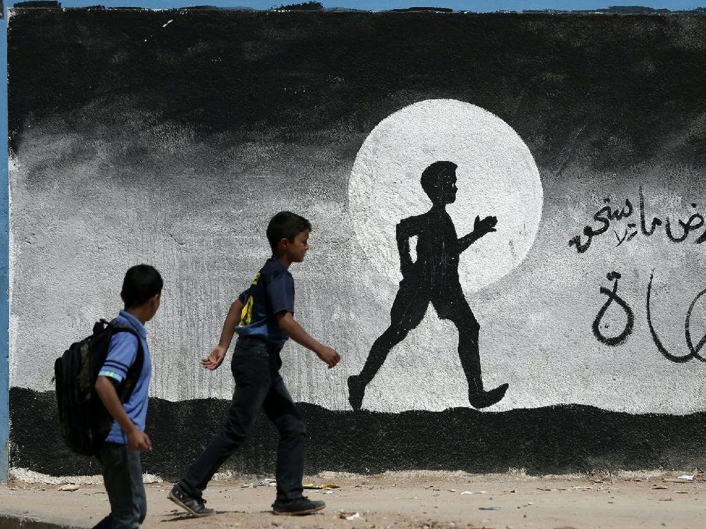 Dihuni 2 Juta Orang, Bagaimana Rasanya Hidup di Jalur Gaza?