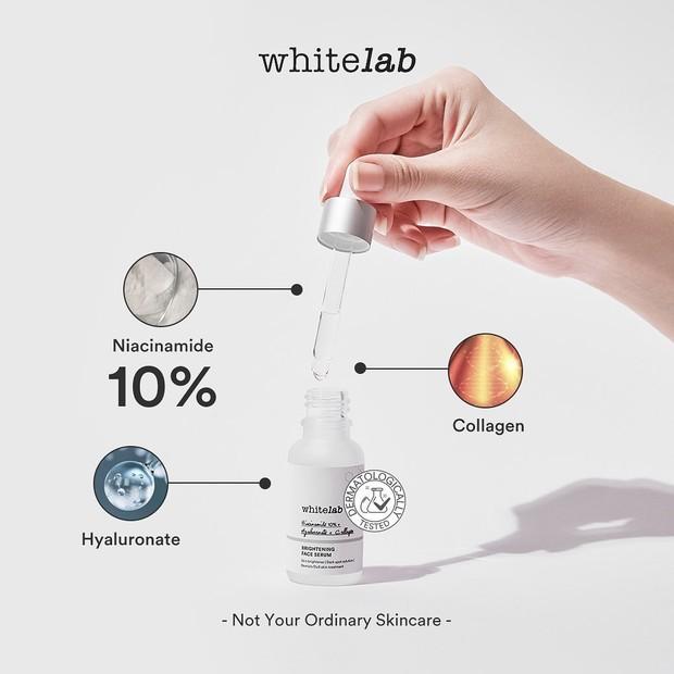 Serum lokal viral dari Whitelab.