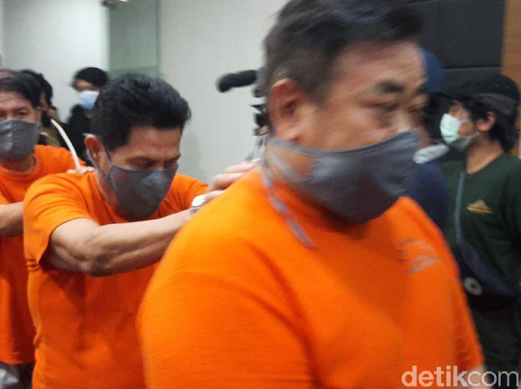 Komplotan Maling Berhelm Bobol Rumah Mewah di Jakbar Ditangkap!