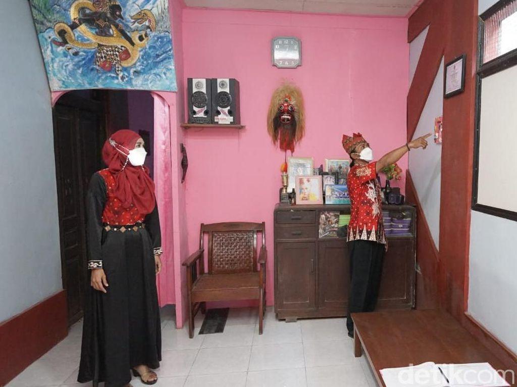 Banyuwangi Miliki Rumah Aman Gempa Berbasis Masyarakat
