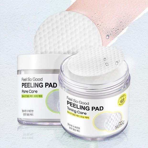 Scinic Peeling Pad