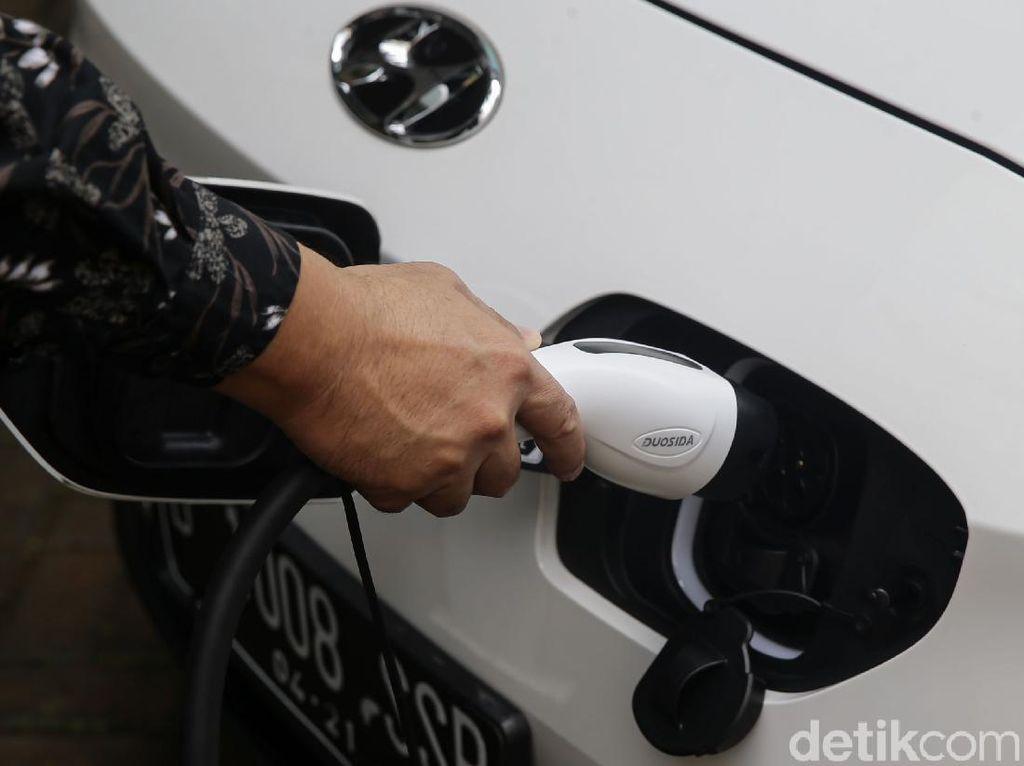 Raksasa Otomotif Jepang Keroyokan Investasi Mobil Listrik di RI