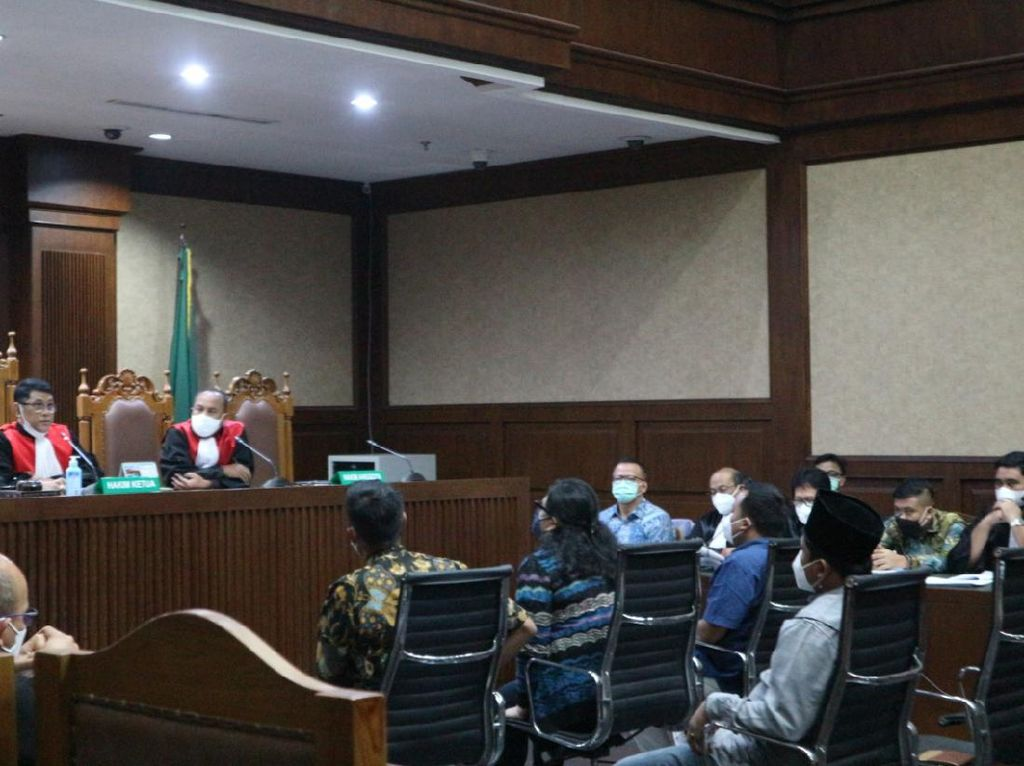 Sespri Edhy Prabowo Pinjam Rekening Sales untuk Transit Duit Ratusan Juta