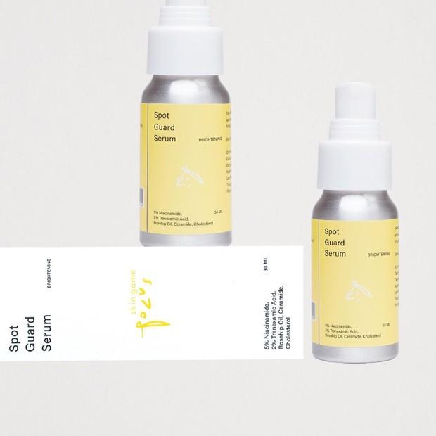 Skincare untuk atasi dark spot