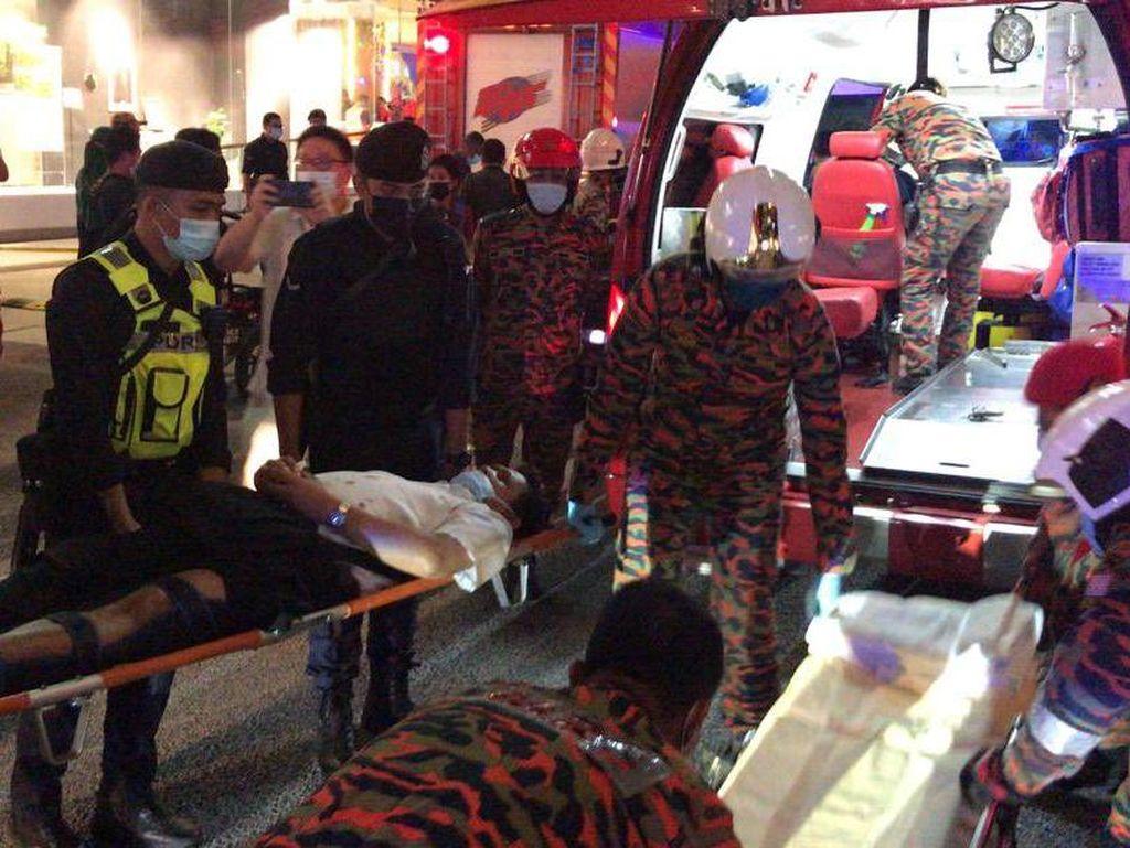 Kemlu: Tak Ada WNI Jadi Korban Tabrakan LRT di Malaysia