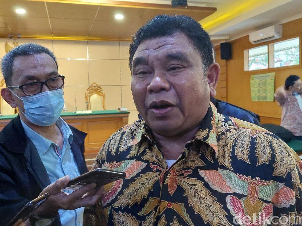 Dituntut 9 Tahun Bui di Kasus RTH Bandung, Dadang Suganda Kecewa