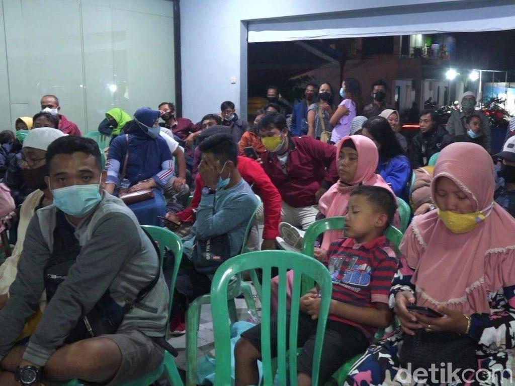 Layanan GeNose di Pelabuhan Ketapang Ditambah Cegah Kerumunan Antrean