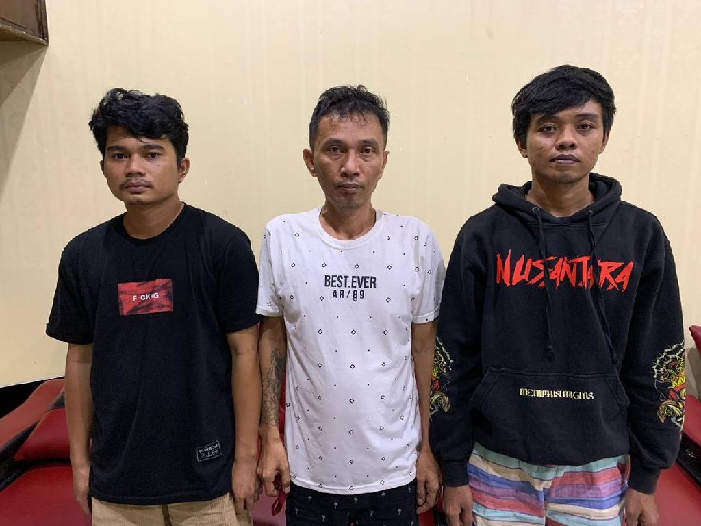 Beraksi dari Toko Kelontong, 3 Pria di Soppeng Bobol Kartu Kredit WNA