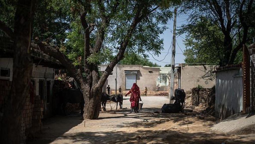 Tsunami COVID-19 di India Merangsek Hingga ke Pedalaman