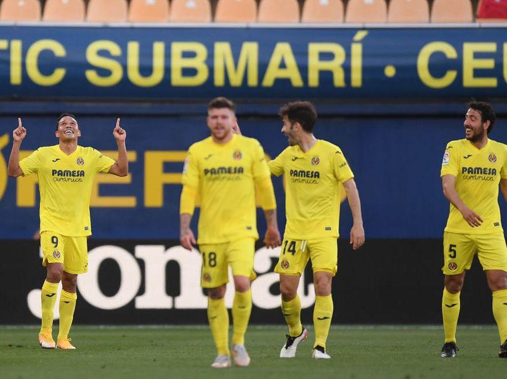 Road to Final Liga Europa 2020/2021: Villarreal Belum Tumbang