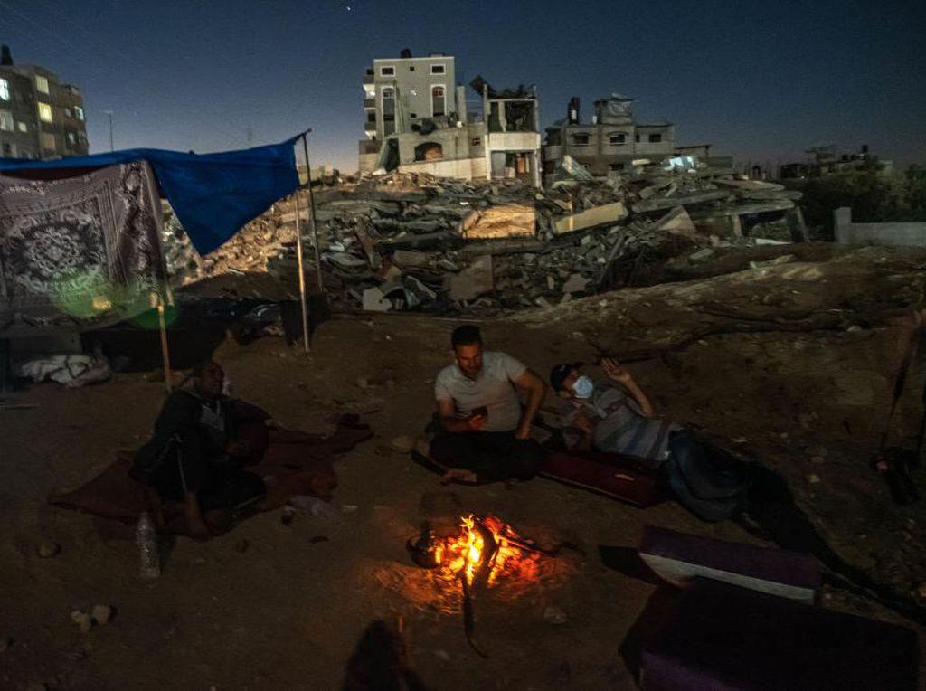 PBB Sebut Serangan Israel di Gaza Bisa Jadi Kejahatan Perang