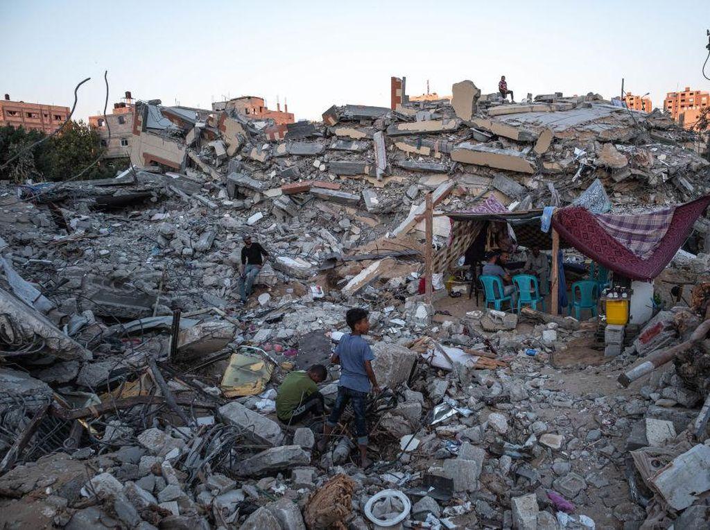 Palestina Hari Ini: PBB Akan Selidiki Pertempuran 11 Hari Israel-Hamas