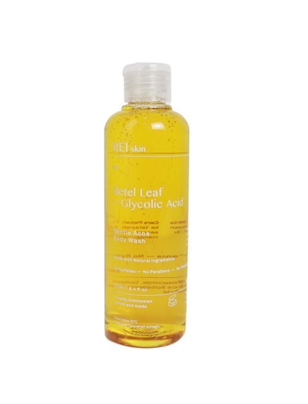 Betel Leaf + Glycolic Acid Gentle Acne Body Wash