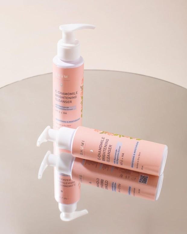 Skincare dengan Chamomile