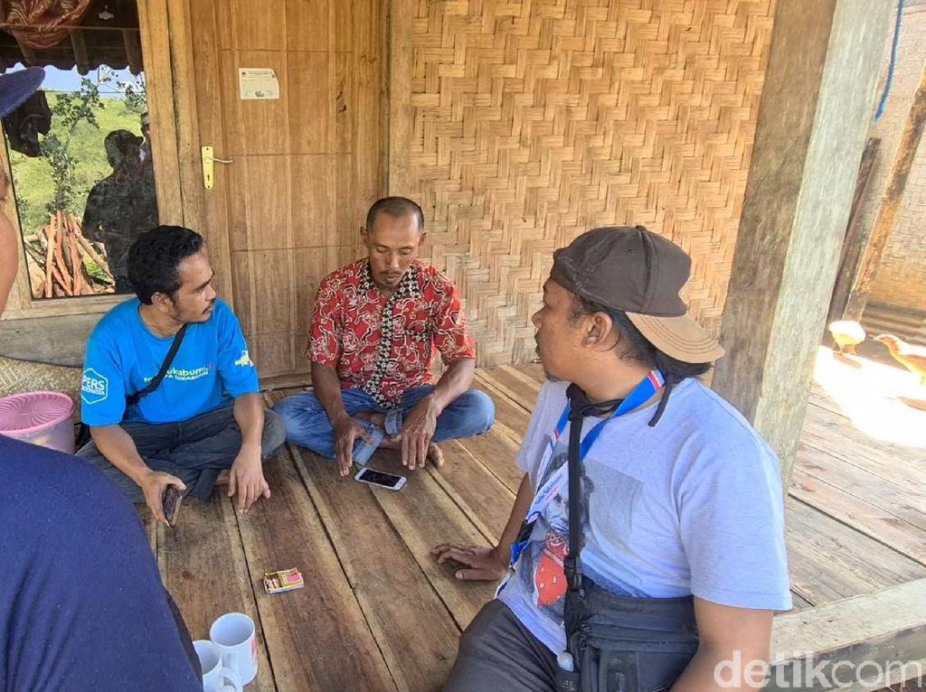 Cerita Pemburu Sukabumi Terperosok-Terjebak 3 Hari dalam Lubang 30 Meter